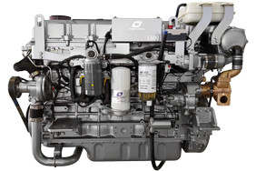 Hyundai Seasall L500 diesel engine