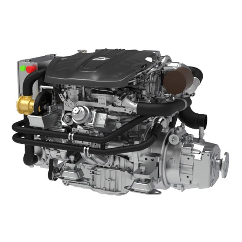 Hyundai SeaSall R200 diesel engine