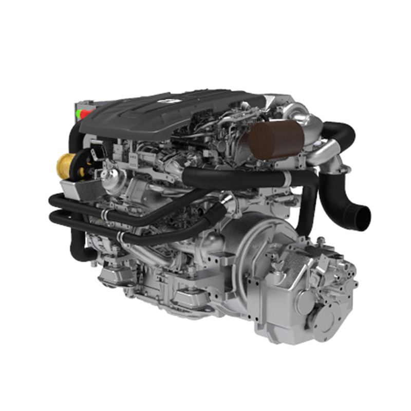 Hyundai SeaSall R200 diesel engine