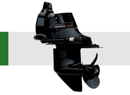 Mercruiser BRAVO 11 stern drive propeller