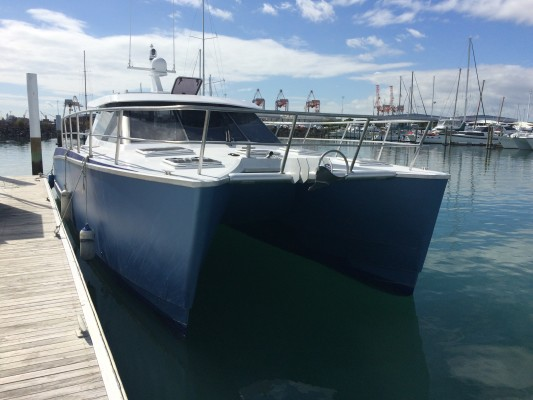Hyundai SeaSall Australia D170 engine install